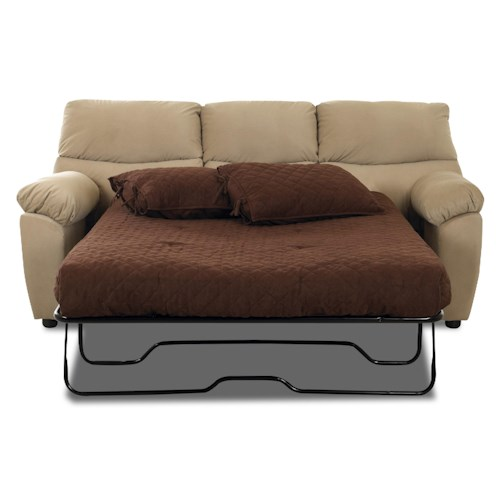 Elliston Place Sanders Innerspring Sleeper Sofa
