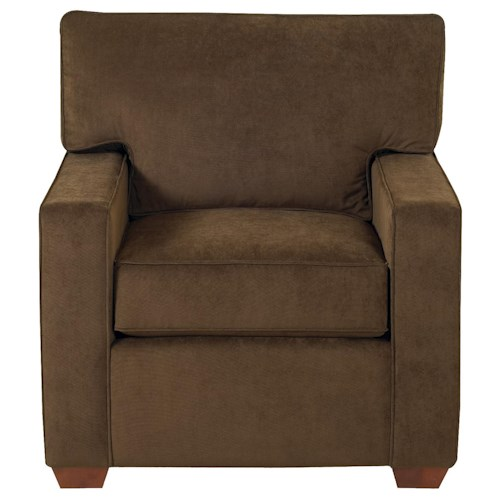 Belfort Basics Selection Modern Living Room Chair