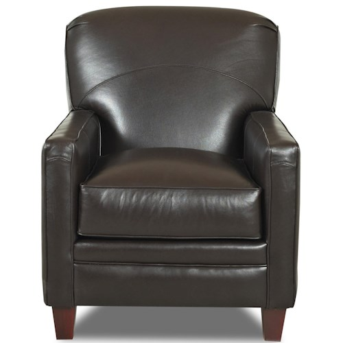 Elliston Place Selection Contemporary Living Room Arm Chair