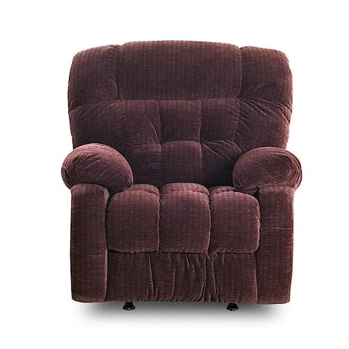 Elliston Place Spokane  Single Reclining Rocking Chair