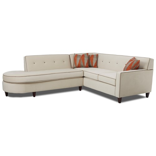 Elliston Place Staten Staten Sectional with LAF Chaise