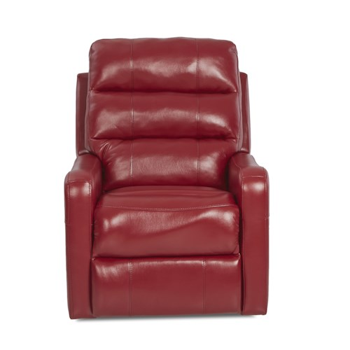 Elliston Place Striker Contemporary Power Rocking Reclining Chair