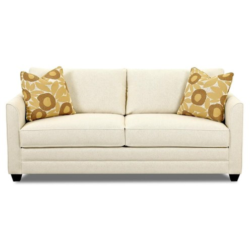 Klaussner Tilly Queen Innerspring Sofa Sleeper