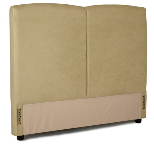 Elliston Place Upholstered Beds and Headboards Chances Queen Size Upholstered Headboard