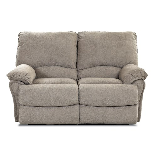 Elliston Place Weatherstone Casual Power Reclining Loveseat