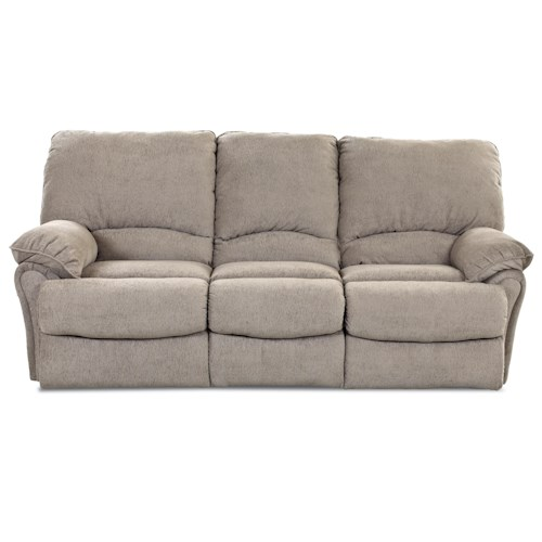 Elliston Place Weatherstone Casual Reclining Sofa