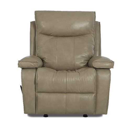Belfort Basics Wilson Contemporary Swivel Rocking Reclining Chair