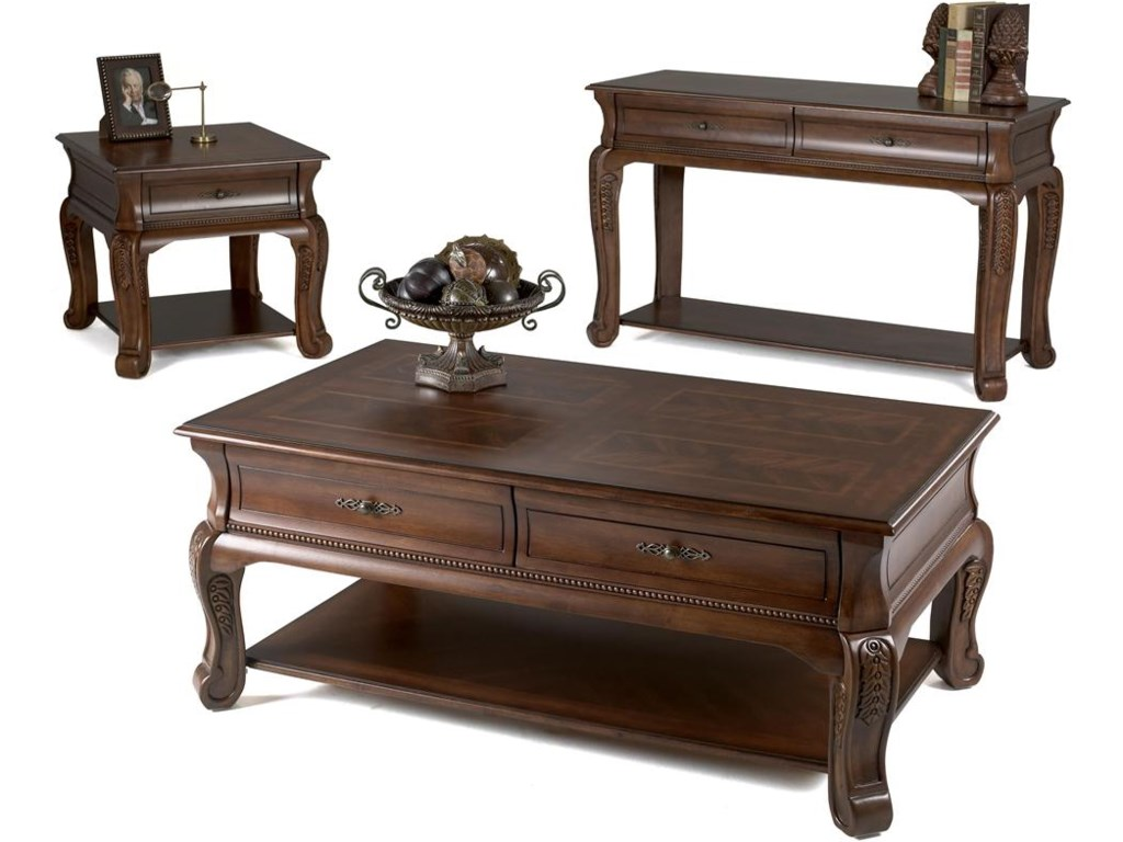Shown with End Table & Cocktail Table