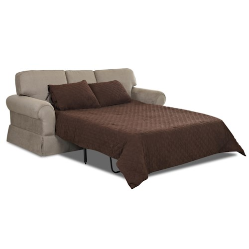 Elliston Place Woodwin Dreamquest Queen Sleeper Sofa