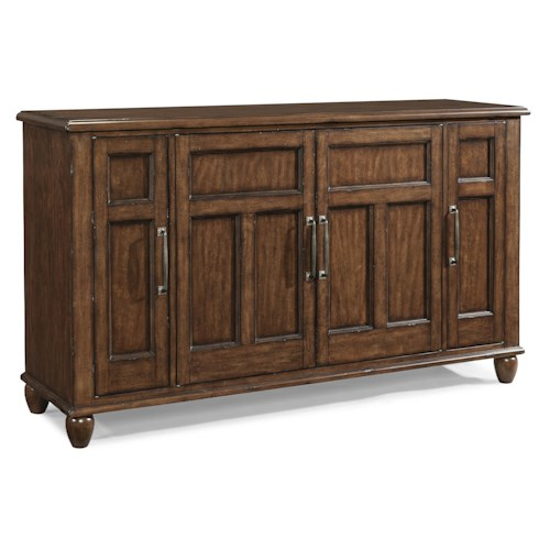 Morris Home Furnishings Livingston Farmville-Cherry Dining Buffet