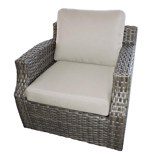Belfort Outdoor Cascade Outdoor Chair