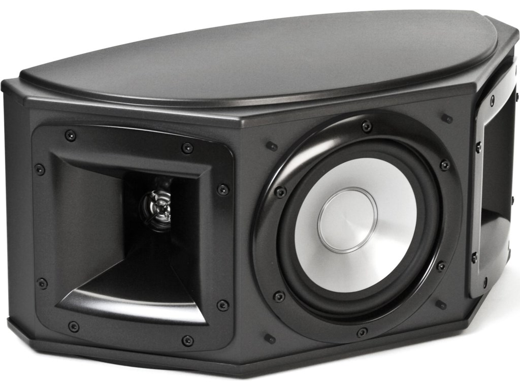 Speaker without Grille