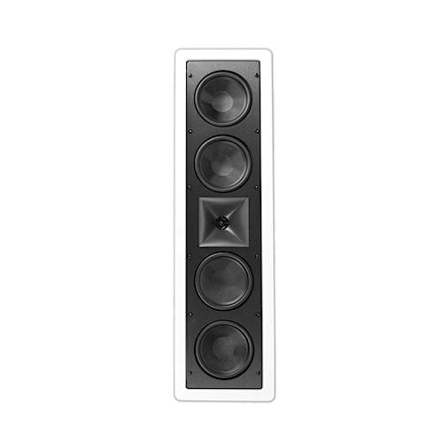 Klipsch THX Ultra2 Architectural In-Wall 600 Watts Speaker for Flat Screen TVs
