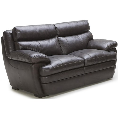 BFW Lifestyle 5073 Loveseat with Pillow Arms