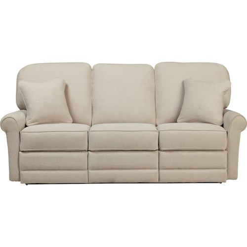 La-Z-Boy Addison Transitional Reclining Sofa