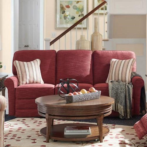 La-Z-Boy Addison Transitional Power Reclining Sofa