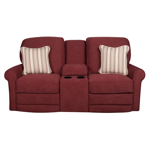 La-Z-Boy Addison Loveseat with Console