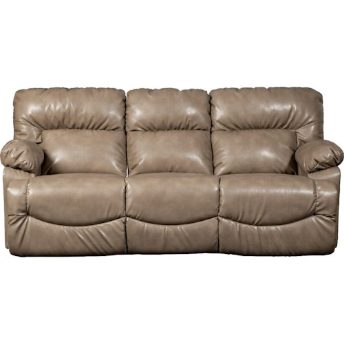 La-Z-Boy ASHER Casual La-Z-Time® Full Reclining Power Sofa