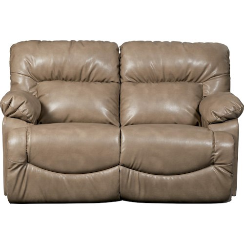 La-Z-Boy ASHER Casual La-Z-Time® Full Reclining Power Loveseat