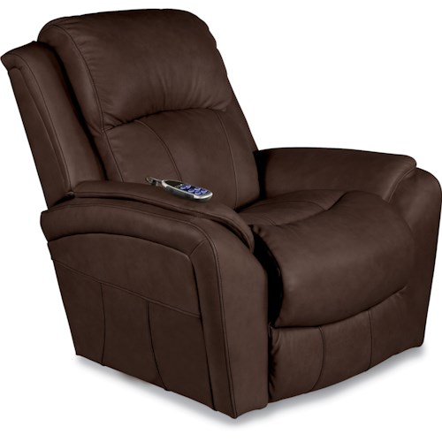 La-Z-Boy BARRETT Casual PowerReclineXR+ RECLINA-ROCKER® with Pillow Arms