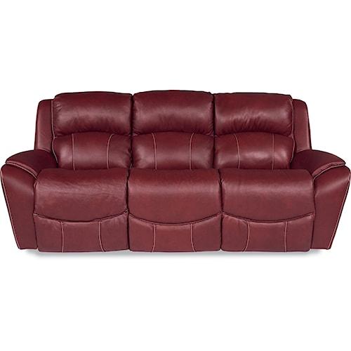 La-Z-Boy BARRETT Casual La-Z-Time®Full Reclining Sofa with Pillow Arms