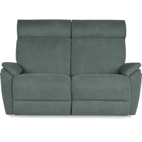 La-Z-Boy Beckett Contemporary Power-Recline-XRw™ Full Reclining Loveseat