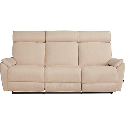 La-Z-Boy Beckett Contemporary Power-Recline-XRw™ Full Reclining Sofa