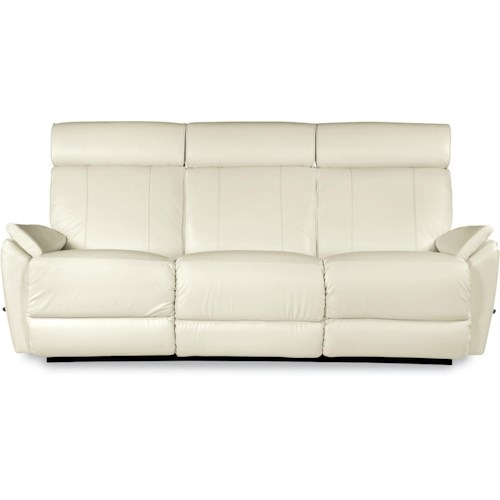 La-Z-Boy Beckett Contemporary Power-Recline-XRw™ Full Reclining Sofa