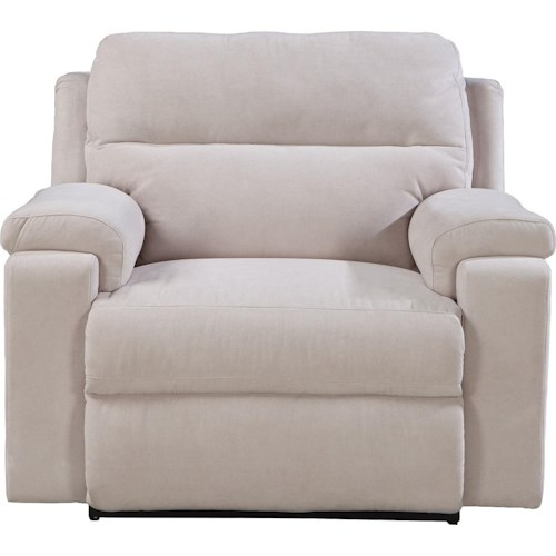 La-Z-Boy COOPER Casual La-Z-Time® Recliner with Wide Seat