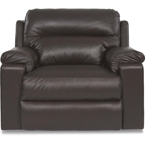 La-Z-Boy COOPER Casual Power La-Z-Time® Recliner with Wide Seat