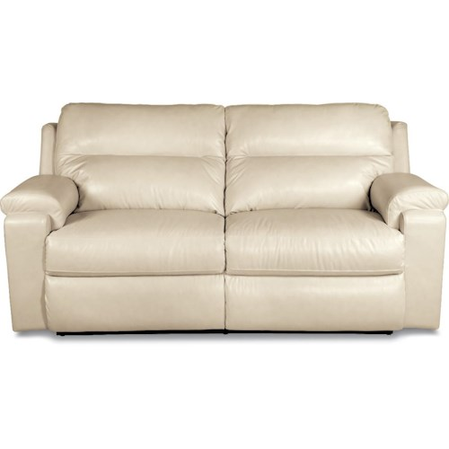 La-Z-Boy COOPER Casual La-Z-Time® Full Reclining Sofa with Wide Seat