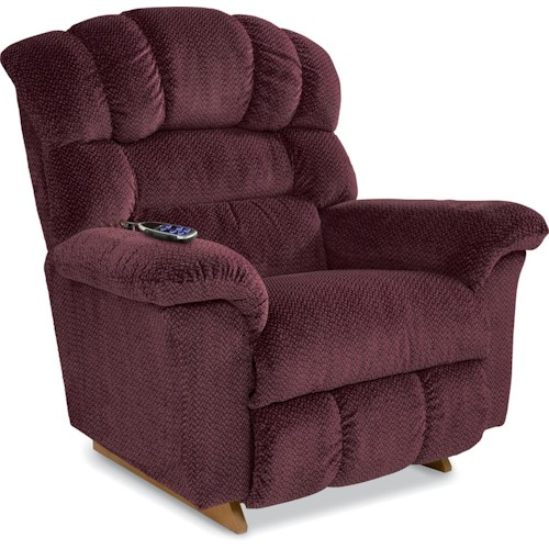 La-Z-Boy Crandell  Power Recline XR Reclina-Rocker® Reclining Chair