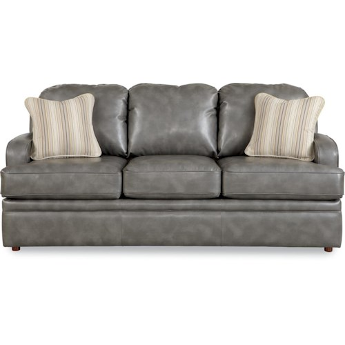 La-Z-Boy Diana Transtional SUPREME-COMFORT™ Queen Sleep Sofa