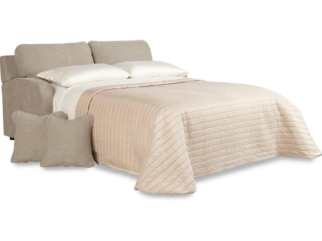 Sleeper Shown on Fabric Model