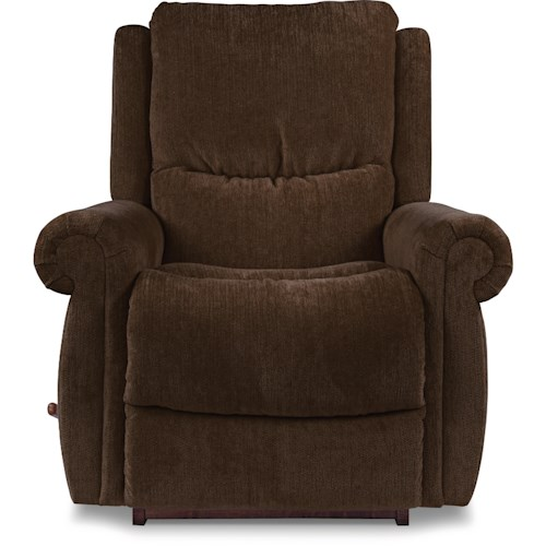 La-Z-Boy DUNCAN RECLINA-WAY® Wall Recliner with Rolled Arms