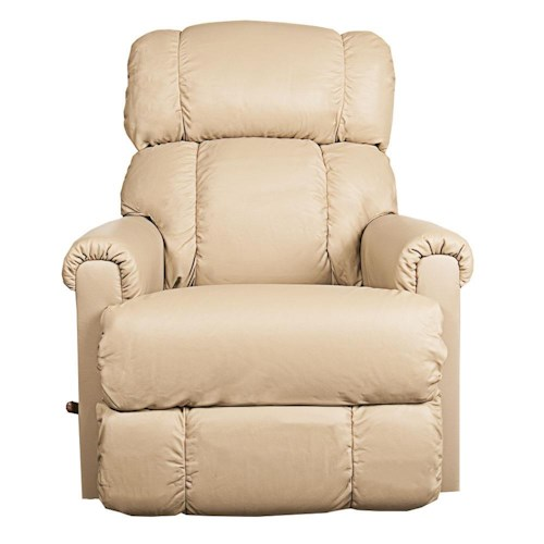 La-Z-Boy Pinnacle 100% Leather Recliner Rocker