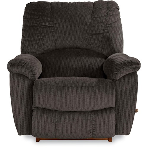 La-Z-Boy Hayes Casual RECLINA-ROCKER® with Channel-Stitched Back