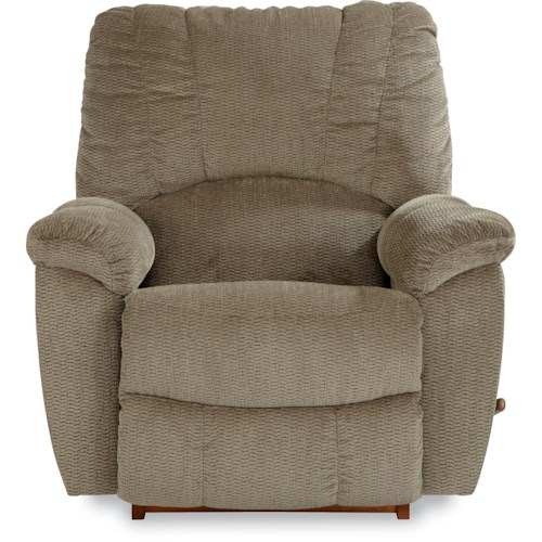 La-Z-Boy Hayes Casual RECLINA-WAY® Wall Recliner with Channel-Stitched Back