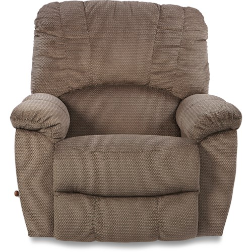 La-Z-Boy Nautilus Casual RECLINA-WAY® Wall Recliner with Channel-Stitched Back
