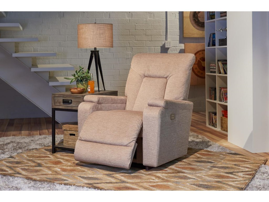 Individual Recliner Shown