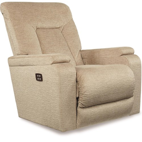 La-Z-Boy Intermission Contemporary Power-Recline-XR Rocker Recliner