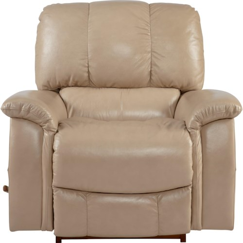 La-Z-Boy Jace Casual RECLINA-ROCKER® Recliner with Bucket Seat