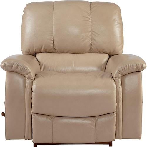 La-Z-Boy Jace Casual RECLINA-GLIDER® Swivel Recliner with Bucket Seat