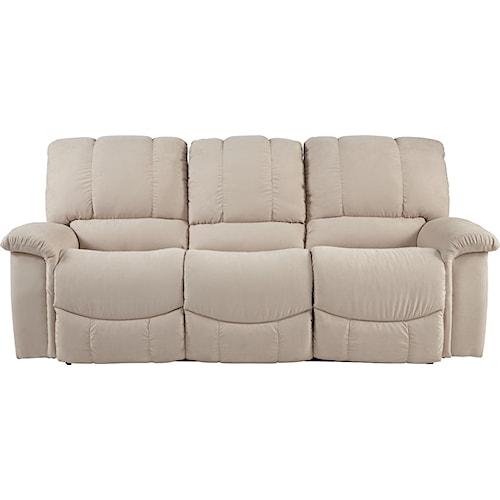 La-Z-Boy Jace Casual Jace La-Z-Time® Full Reclining Sofa with Bucket Seats