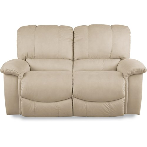 La-Z-Boy Sultry Casual Jace La-Z-Time® Full Reclining Loveseat with Bucket Seats