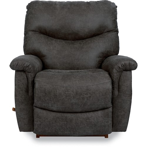 La Z Boy James Casual Reclina Rocker 174 Recliner Boulevard