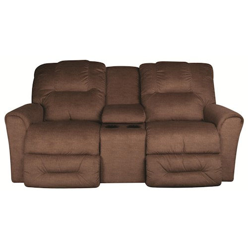 La-Z-Boy Easton Power Reclining Loveseat with Console