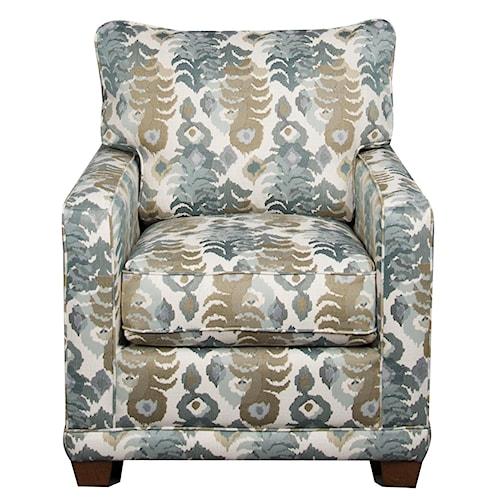 La-Z-Boy Kennedy Chair with Gel Cushion