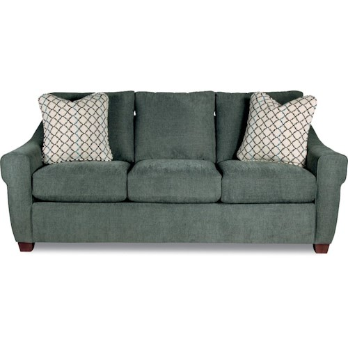 La-Z-Boy KELLER Casual SUPREME-COMFORT™ Queen Sleep Sofa