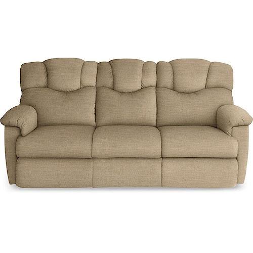 La-Z-Boy Rocker Recliner Lancer Barley La-Z-Time® Full Reclining Sofa